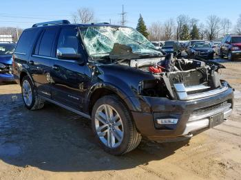 Salvage Ford Expedition